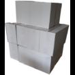 Kartondoboz, fehér, 527x193x293 mm