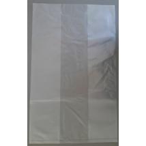 Polietilén gyűjtőzsák, 300x2x100x500mm, 50db