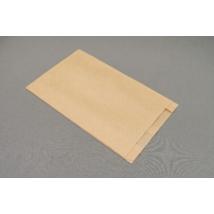 Papírtasak  - 160x2x20x300mm, barna kraft 35g/m2 1800db