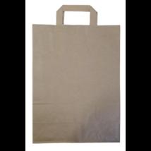Szalagfüles papírtáska 32x41x12 cm