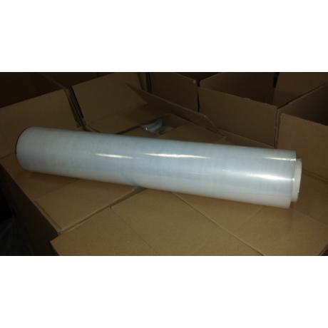 Sztreccsfólia kézi 23my, 2,3 kg, 500mm, 0,3kg-os csévén