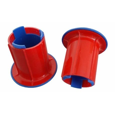 Kézi Stretchfólia tekercselő, felhordó készülék, műanyag